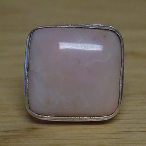Jewelry - Beautiful Sterling Silver Square Ring